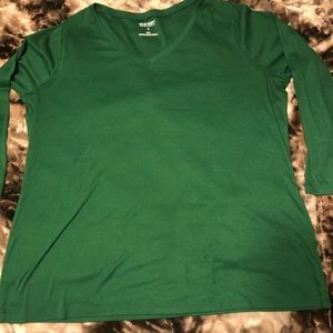 Old Navy 3x Long Sleeved Tee